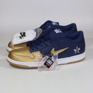 Supreme x Nike SB Dunk Low OG Skate Shoe